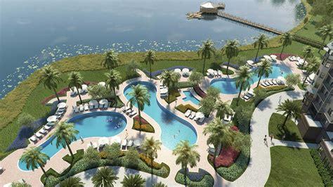 First Floor Master Bedroom Floor Plans grove resort plans orlando debut the grove resort residences
