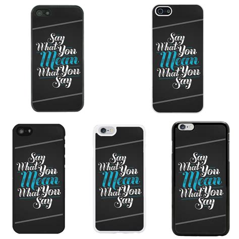 Iphone 4 4s 5 5s 6 6 Plus Tempered Glass Screen Guard Anti Gores sayings quotes cover for apple iphone 4 4s 5 5s 6 6 plus 37 ebay