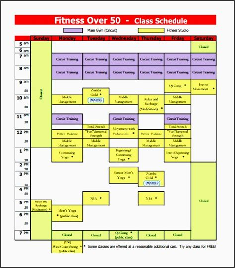 9 College Year Planner In Excel Sletemplatess Sletemplatess Family Schedule Template Excel