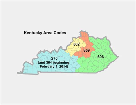 map kentucky area codes ky service commission