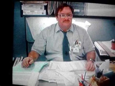 Office Space Not Gonna Work Here Milton Waddams Strikes Back Wmv