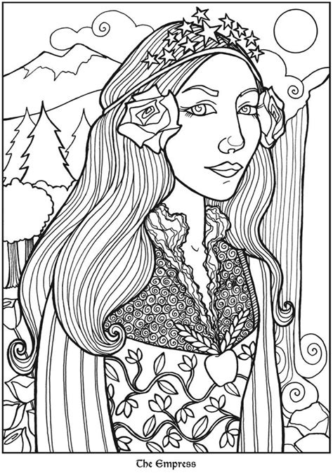 dover coloring books for adults welcome to dover publications tarot designs coloring book