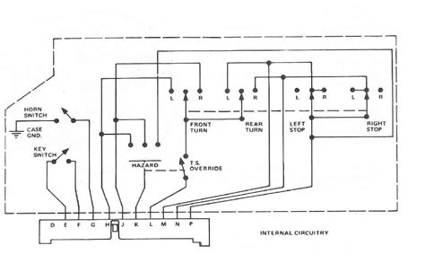gm turn signal wiring diagram 29 wiring diagram images