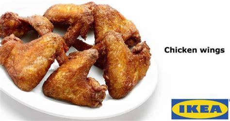 Chicken Wing Ikea