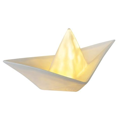 origami lights leo goodnight light origami paper boat l