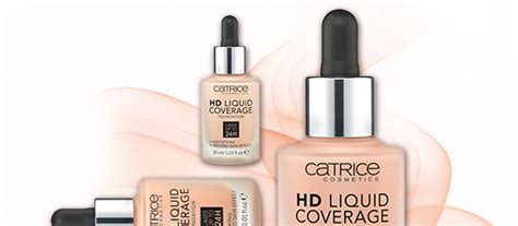 Makeup Catrice Catrice Hd Liquid Coverage Foundation Lithuanian