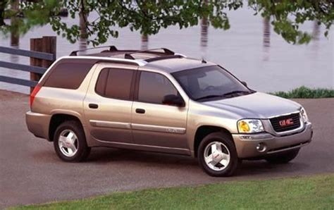 how cars run 2004 gmc envoy xuv navigation system used 2004 gmc envoy xuv for sale pricing features edmunds