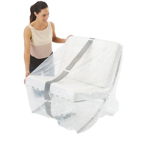 chair boxes moving protector plastic cover for lounge chair moving storage