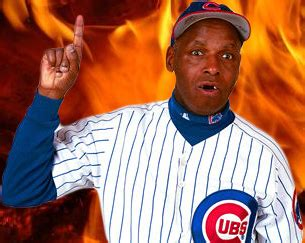 beer chuckers foul fumblers    damn goat    infamous cub fans