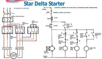 y delta δ starter electrical engineering world