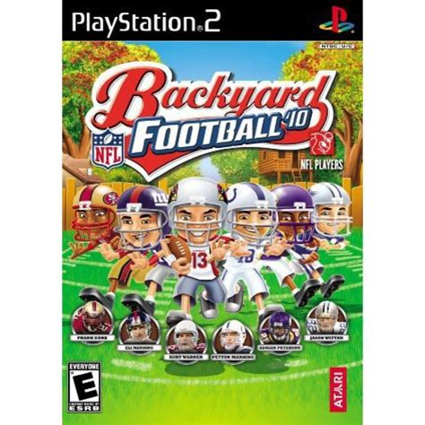 backyard football 2010 ps2 walmart