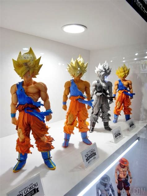 Master Goku master z figures