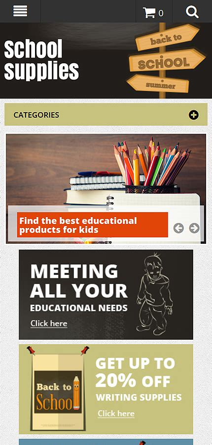 education theme magento school essentials magento theme properhost