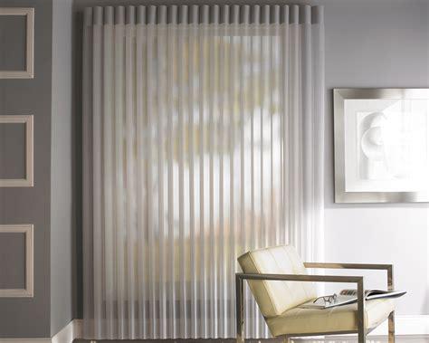 douglas luminette sheer fabric vertical shades