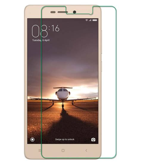 Xiaomi Redmi 1a xiaomi redmi 3s prime tempered glass screen guard by praiq