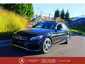 Mercedes Kansas City Aristocrat 2016 Mercedes C Class C300 4matic 174 Merriam Ks 10889219