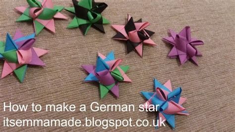 How To Make German Paper For - 43 best images about arts and crafts on