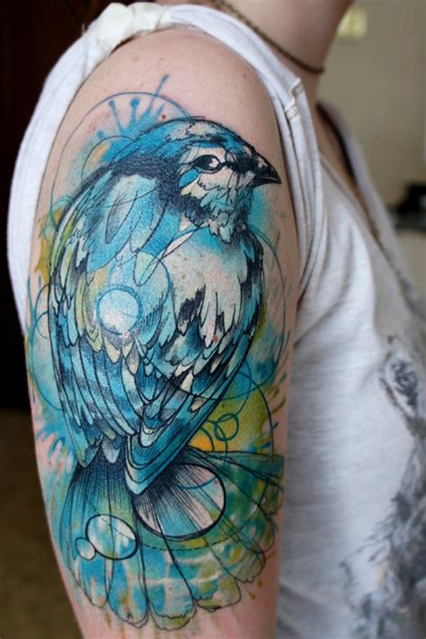 bird sleeve tattoo designs 22 professional designs for arm shoulder