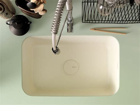 corian italia single flush mounted corian 174 sink corian 174 sweet by dupont