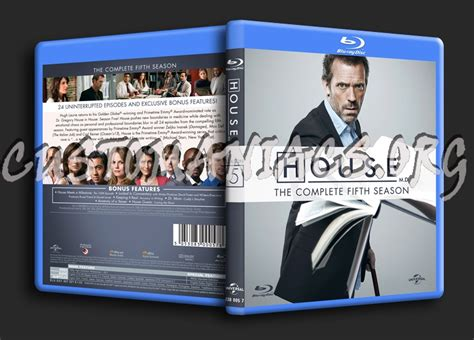 house md season 9 forum tv show scanned blu ray covers page 9 dvd covers labels by customaniacs
