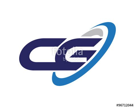 Comp Search Quot Cg Letter Swoosh Logo Quot Stock Image And Royalty Free Vector Files On Fotolia