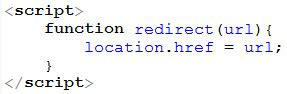 membuat redirect link php membuat button redirect dengan javascript