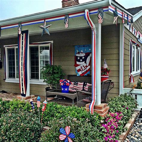 4th of july home decorations 30 homemade diy 4th of july decorations decor craft