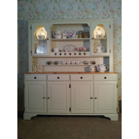 Ducal Pine Dresser by Ducal Pine Kitchen Dresser Painted In Farrow And