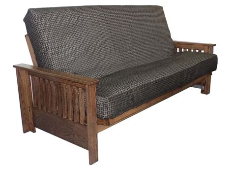 futon sofa bed toronto toronto oak futon frame futon d or natural