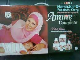 Gurita Bm umairaharis postnatal care set