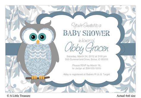 Baby Shower Invitation For Boy by Baby Boy Baby Shower Invitations Theruntime