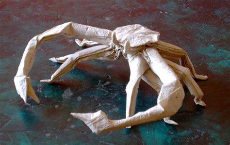 Origami Spider Crab - spider crab see more at http sakuraorigami marc