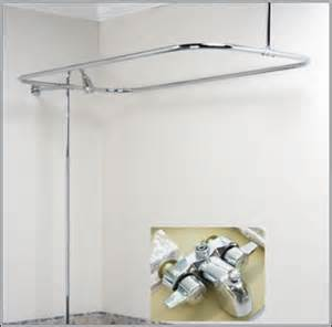 clawfoot tub add on tub shower converter kit includes