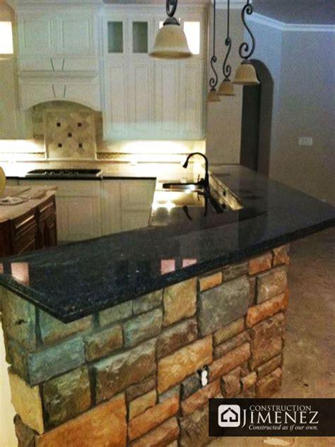 cultured granite and backsplash
