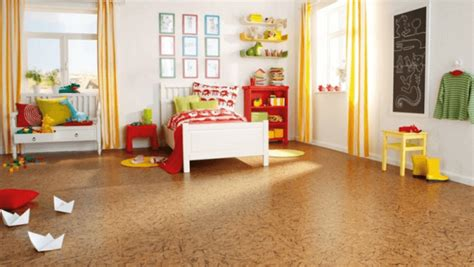 cork floors 21 awesome design ideas for every room of