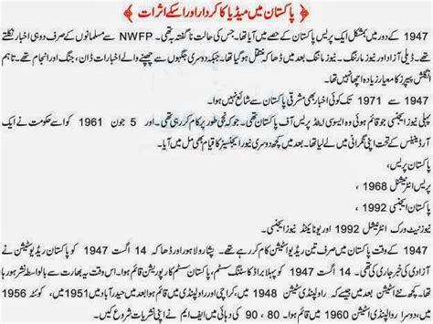 Essays On Of Media In Our by Of Media In Pakistan In Urdu Of Media In