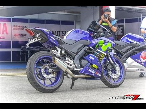 suara knalpot yamaha all new r15 facelift 2017