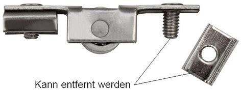 Schiebetür Rollen by Laufrollen Schiebet 195 188 R Laufschiene Bodenschiene