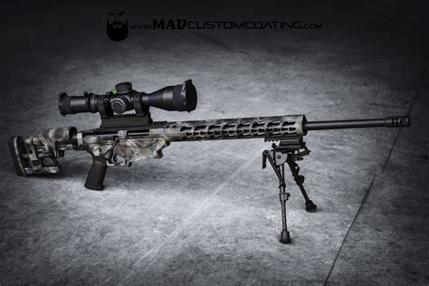 Paint Colors For 2017 by Mad Dragon Camo On A Ruger Precision Rifle Mad Custom