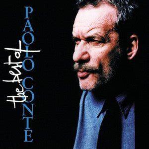 best album paolo conte photos statistiques concerts vid 233 os et