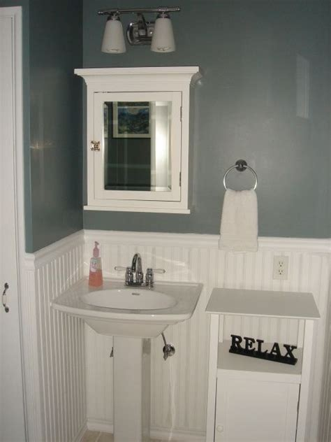 25  best ideas about Powder room paint on Pinterest