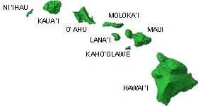 hawaiian island colors kahoolawe island hawaii