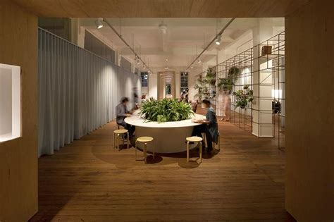 naturalistic hair salons contemporary elegance salon in sydney dazzles with its