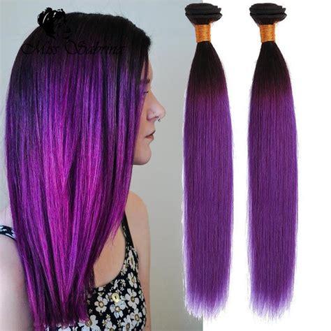 purple weave hairstyles 1000 ideas about purple weave hair on pinterest kinky