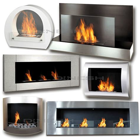 diy bioethanol fireplace chimney bio ethanol gel fireplace table wall hearth