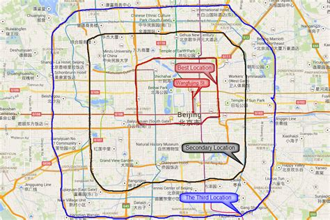 beijing map peking location on map peking china elsavadorla