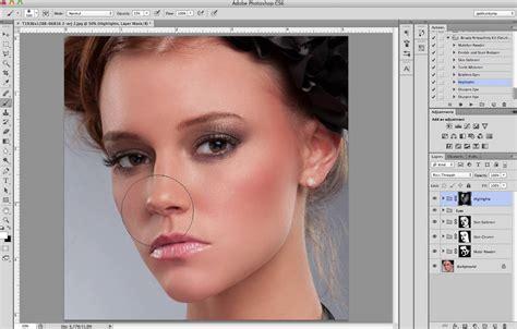 retouching kit photoshop tutorial in just 5