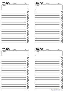 things to do list free downloads free printable things to