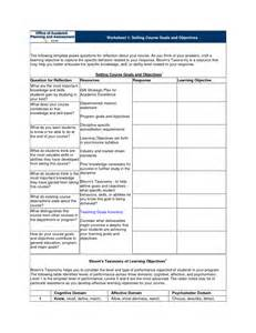 Setting Goals And Objectives Template by Best Photos Of Goals And Objectives Template Sheet Goals