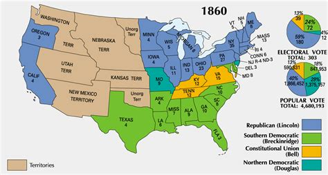 what was sectionalism in the 1800s file electoralcollege1860 large png wikimedia commons